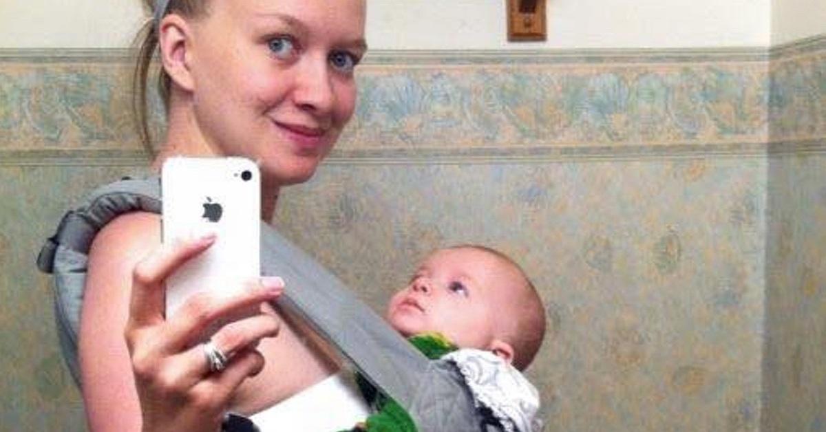 Gdy 21-latka robiła to zdjęcie, nie myślała, że będzie to jej ostatnia fotografia z synkiem.