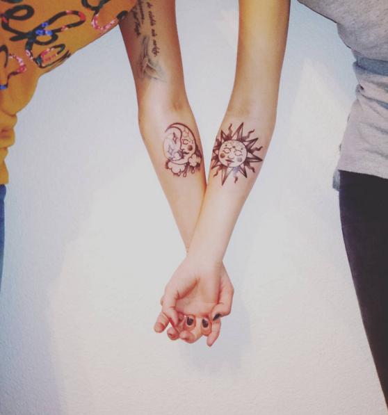 Siostry Na Całym świecie Decydują Się Na Takie Tatuaże