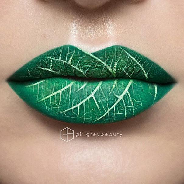 Andrea Reed i makijaż ust (2)