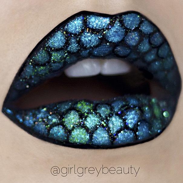 Andrea Reed i makijaż ust (8)