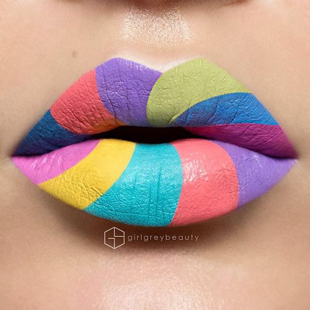 Andrea Reed i makijaż ust (9)