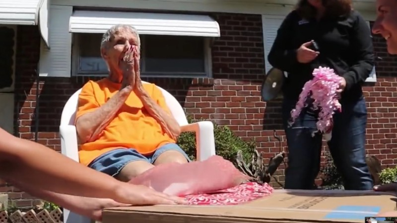 sasiedzi skarzyli sie na starsza kobiete (10)