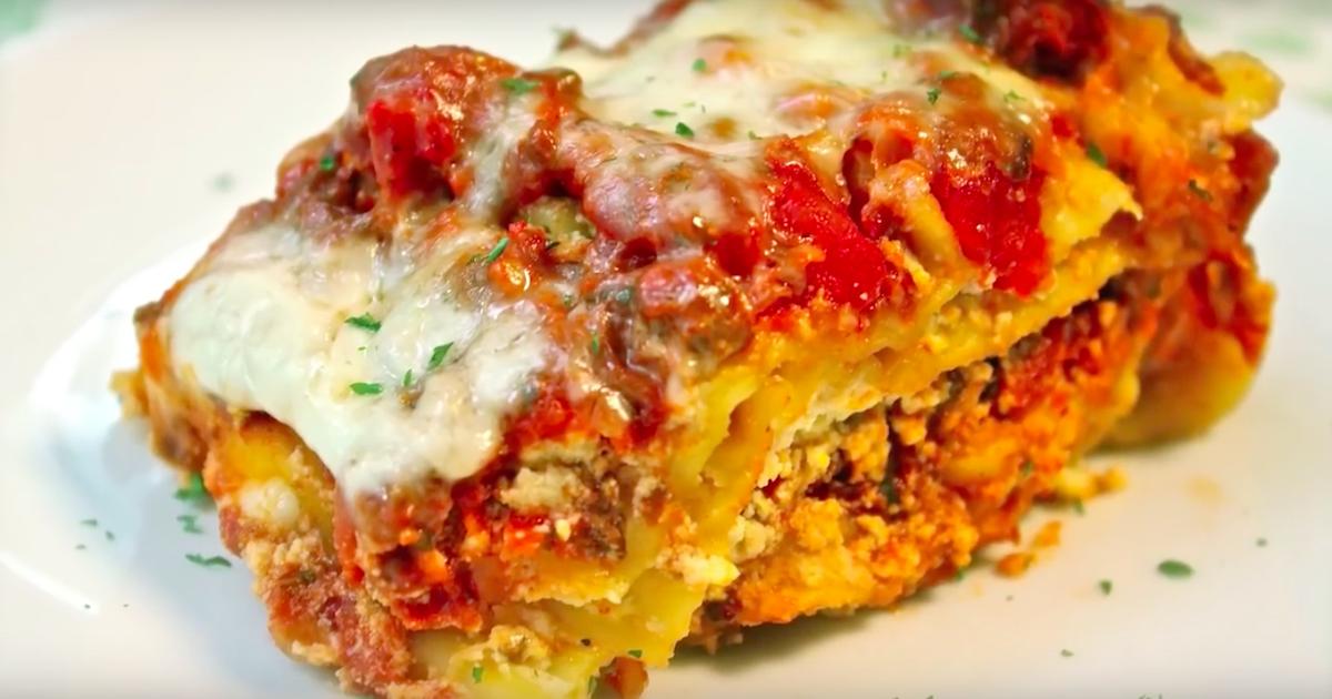 Ten sposób jest chyba najprostszym, w jaki można przyrządzić lasagne. Idealny dla początkujących!