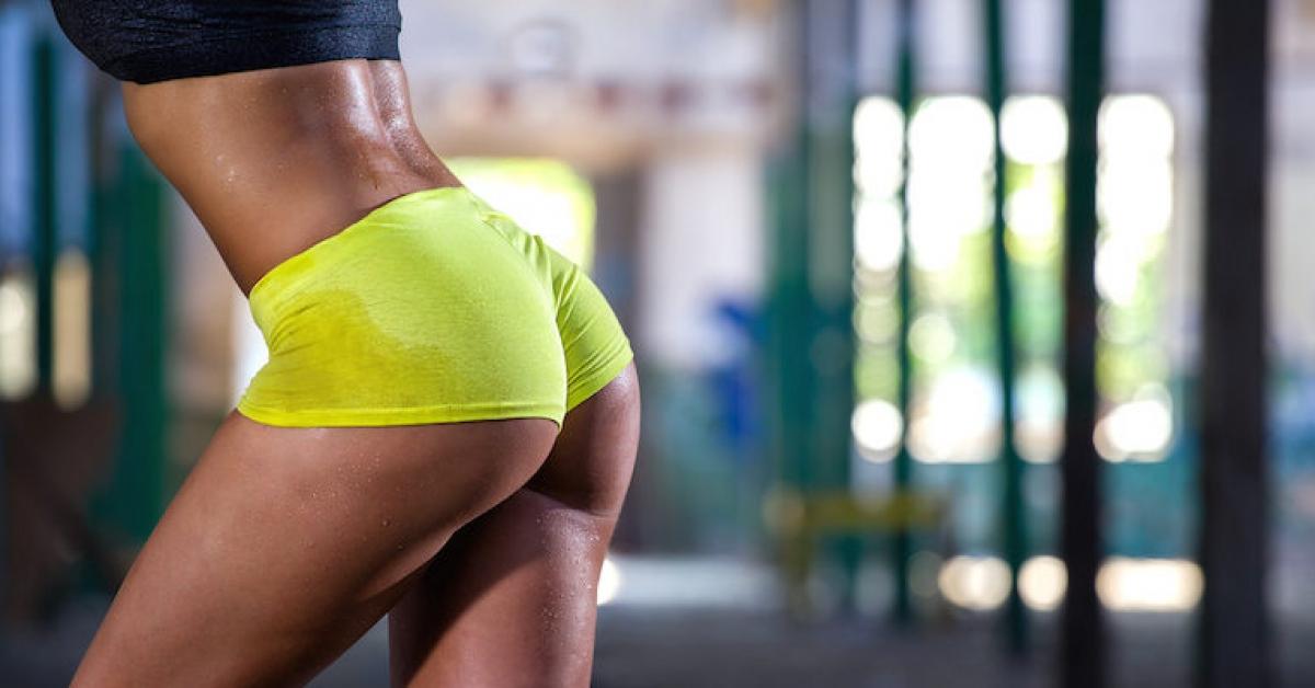 Duża pupa to zdrowa pupa. Kobiety obdarzone dużymi pośladkami okazują się być mądrzejsze i zdrowsze!