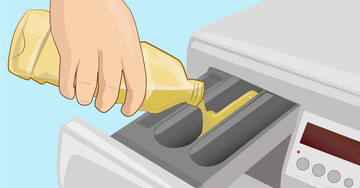 Wlała ocet do kieszeni pralki. Kiedy dowiesz się, co dzięki temu osiągnęła sam będziesz tak robić!