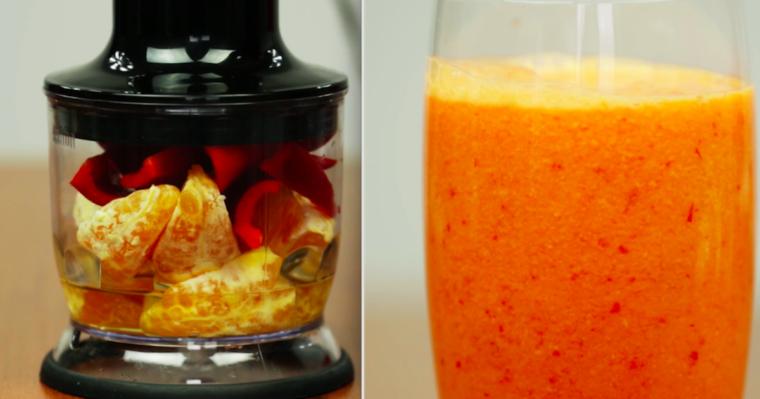 Niesamowite smoothie, które pomaga spalić nadmierny tłuszcz. Od dzisiaj będę pić je codziennie!