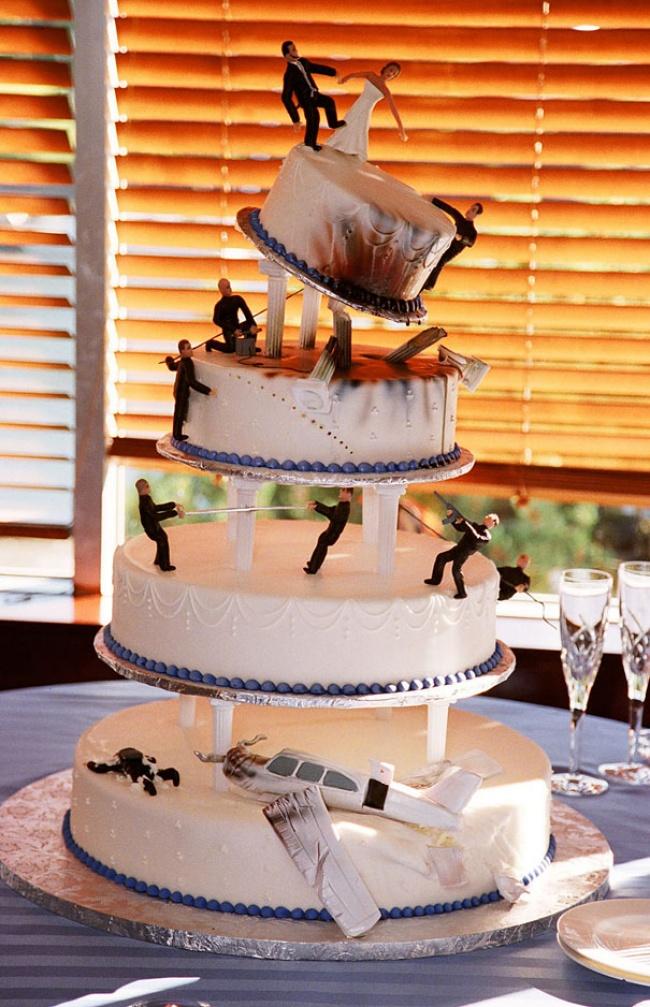 23 niewiarygodnie pięknych ciast, które wyglądają tak ładnie, że aż szkoda byłoby mi je zjeść…