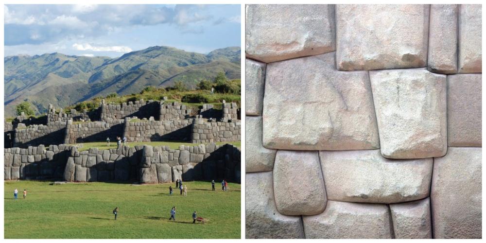 Świątynia Sacsayhuamán w Peru