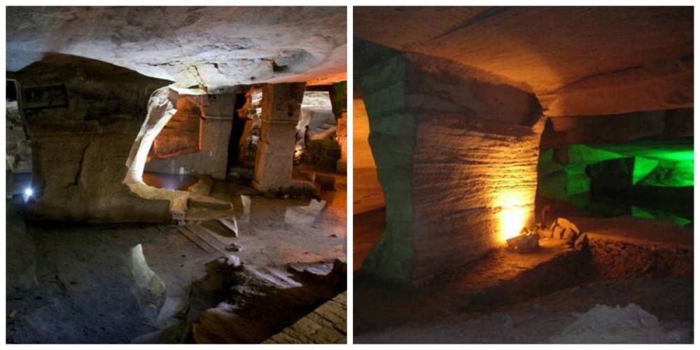 Jaskinie Longyou w Chinach