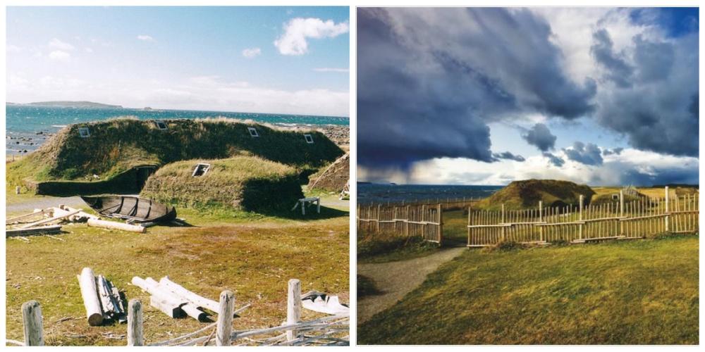 L'Anse aux Meadows w Kanadzie
