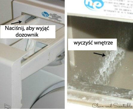2 składniki wystarczą, aby pozbyć się tego uciążliwego brudu z pralki. Nie uwierzysz, jakie to proste!