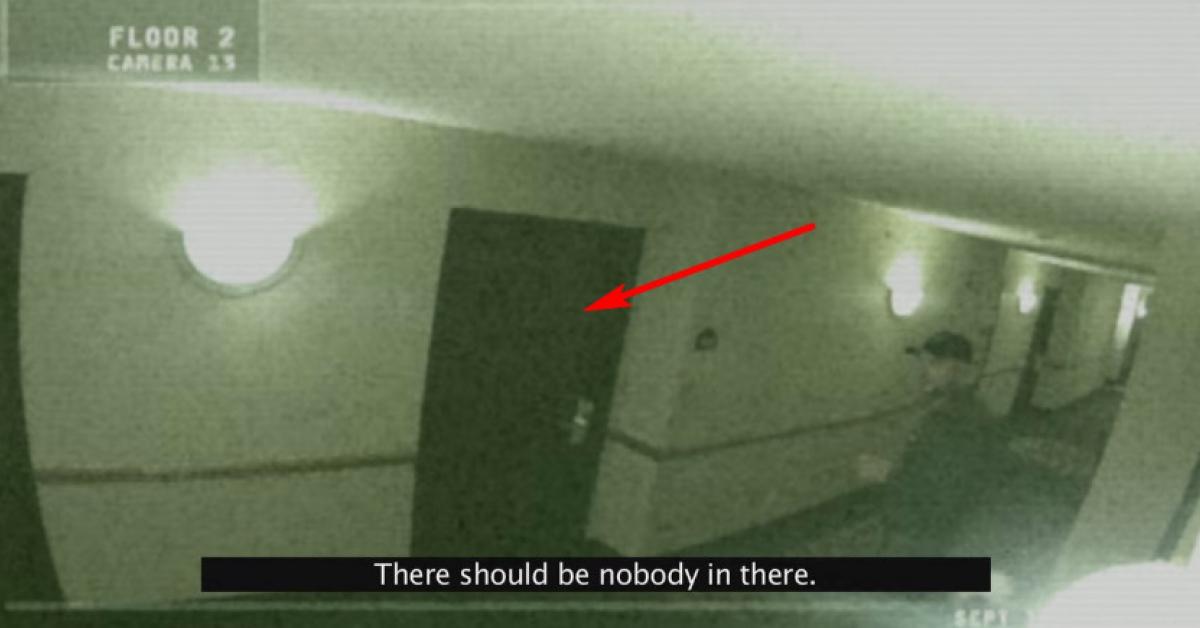 Z pokoju 209 było słychać krzyki kobiety. Kiedy obsługa otworzyła drzwi, nikogo tam nie było…