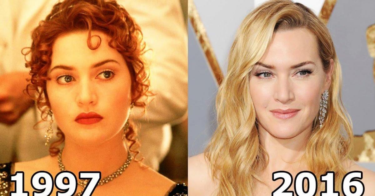 """15 popularnych aktorów z filmu """"Titanic"""". Niewiarygodne, jak bardzo zmienili się na przestrzeni lat"""