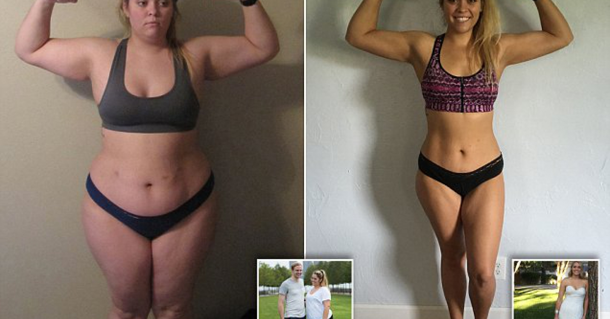 Przyszła Panna Młoda przez lata wstydziła się tego, jak wgląda. Wtedy udało jej się zrzucić 50 kg!