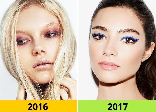 10 urodowych i makijażowych trendów, które będą na topie w 2017 roku. Koniec z konturowaniem twarzy!