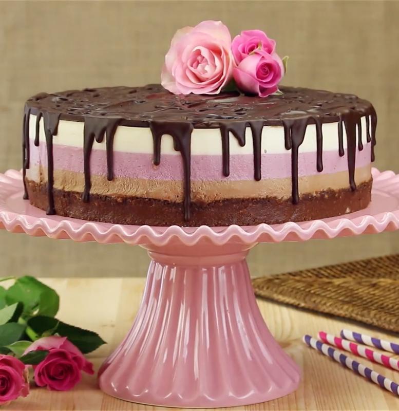 To ciasto smakuje i wygląda tak dobrze, że nikt Ci nie uwierzy, że zrobiłeś je sam, a nie kupiłeś!