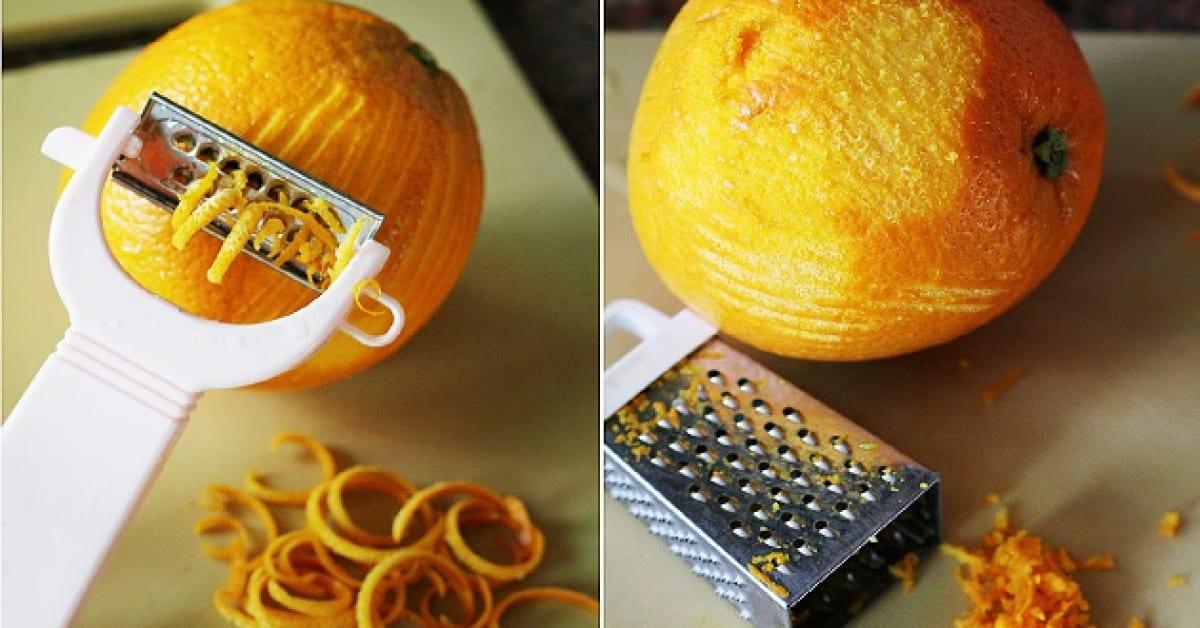 Nie wyrzucaj skórki z mandarynek! W prosty sposób możesz ją wykorzystać