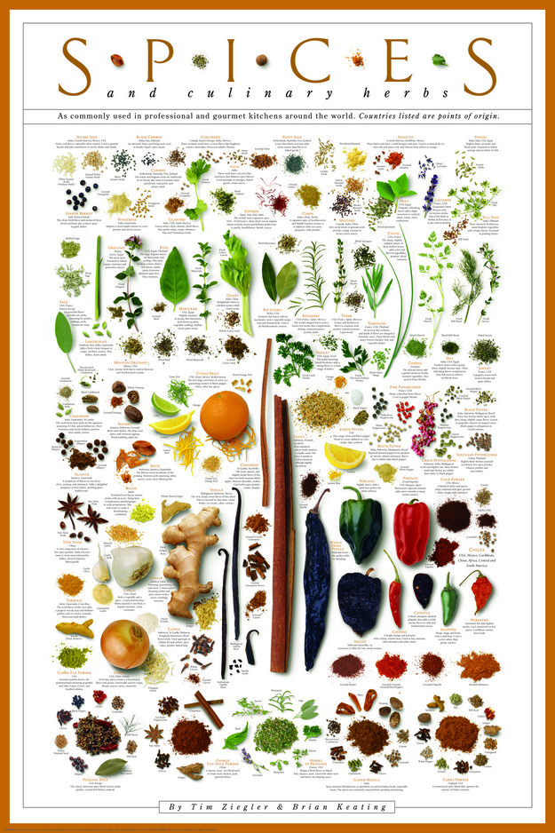 gadżety kuchenne - plakat