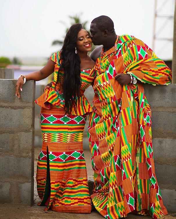 36 tradycyjnych ubrań ślubnych z całego świata. W tych krajach biała sukienka to rzadkość