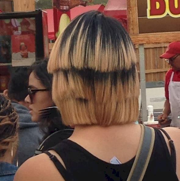 16 ekstremalnych fryzur, które nie powinny ujrzeć światła dziennego. Coś poszło nie tak…