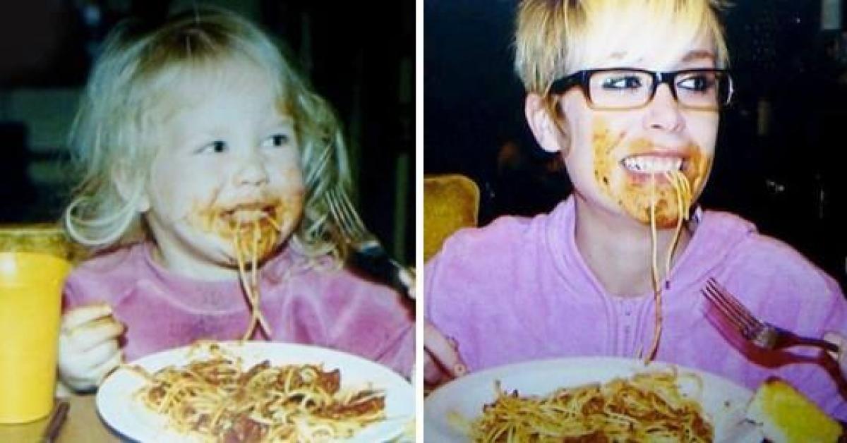 13 genialnych rekonstrukcji zdjęć z dzieciństwa. Niektórzy prawie wcale się nie zmienili