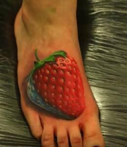 28 Przerażająco Dziwnych Tatuaży Które Wydają Się Być Aż Za