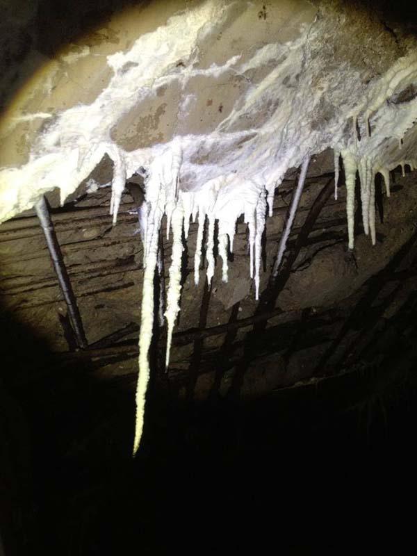 Znaleźli tam jaskinię!