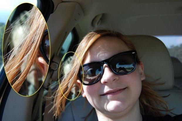 To selfie 13-latki z pozoru wydaje się normalne. Gdy się jednak bliżej przyjrzysz, zobaczysz coś przerażającego