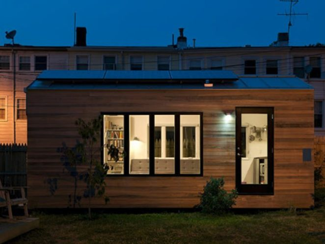 Tiny House Town/Brian Levy