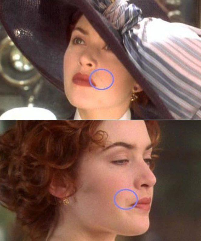 błędy w Titanicu