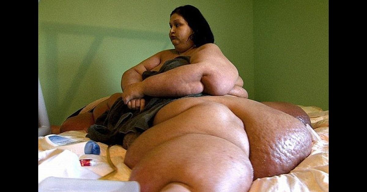 Ta kobieta ważyła prawie pół tony! Sytuacja, która przytrafiła się w jej życiu, odmieniła wszystko