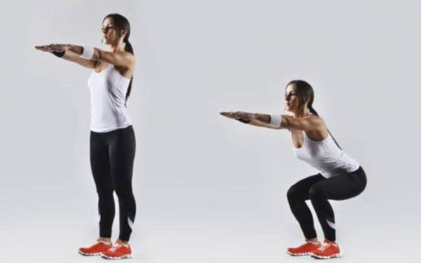 5 prostych ćwiczeń, które diametralnie zmienią Twoje ciało w ciągu zaledwie czterech tygodni