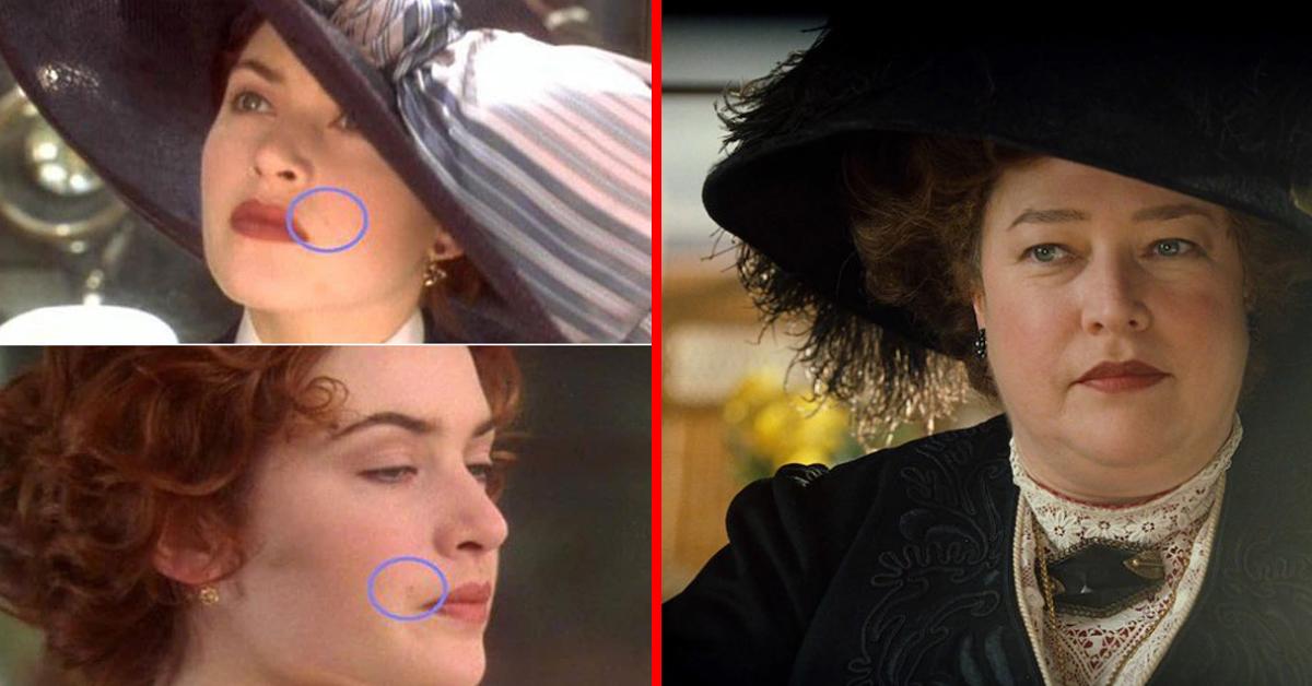 """12 błędów filmowych w """"Titanicu"""", których do tej pory nie zauważałeś"""