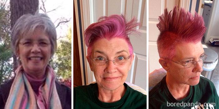 17 odważnych koloryzacji i cięć, które zainspirują Cię do zmiany własnej fryzury