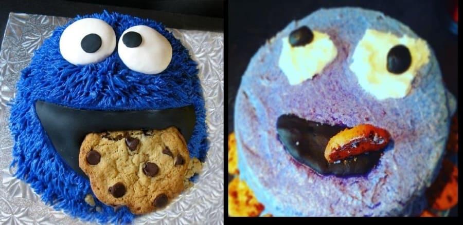 16 dowodów na to, że dekorowanie tortów to trudna sztuka, która wymaga sporego talentu