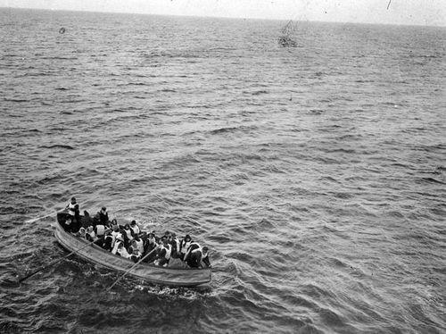 11 zdjęć związanych z katastrofą Titanica, które dopiero niedawno zostały ujawnione