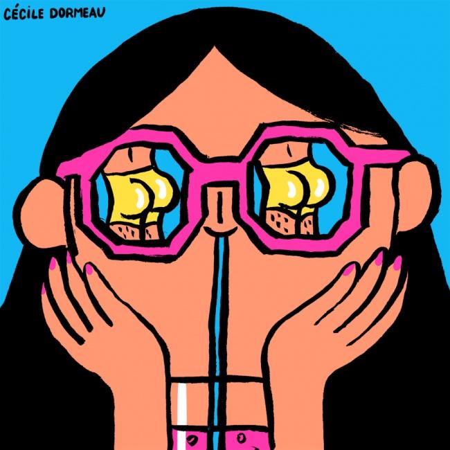 12 ilustracji, które w humorystyczny sposób przedstawiają kobiety. Kryje się w nich sporo prawdy
