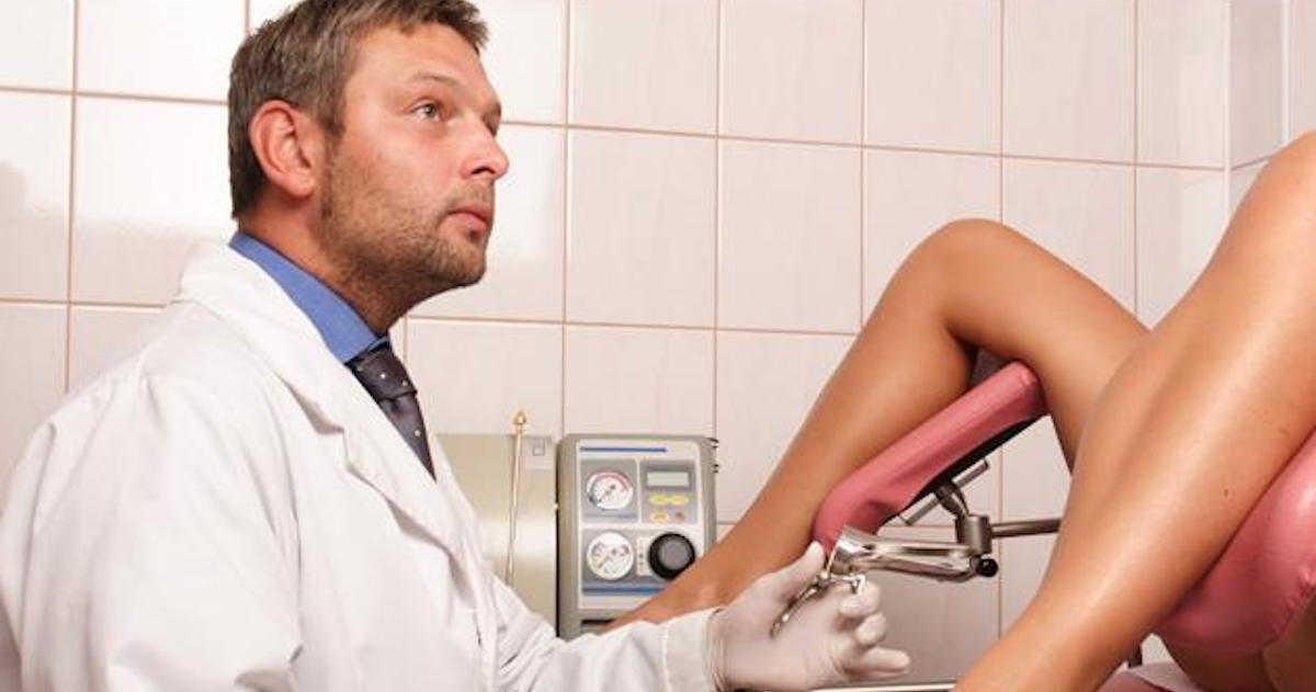 Śpieszyła się na wizytę do ginekologa. Kiedy usiadła na fotel, lekarz powiedział coś dziwnego