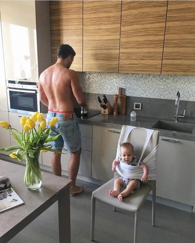 13 zdjęć, które są najlepszym dowodem na to, że rodzicielstwo to nie lada wyzwanie