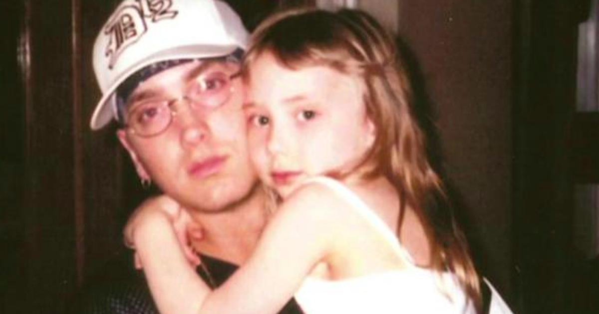 """Eminem czule o kobiecie swojego życia: """"Jestem z niej dumny"""""""