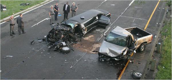 wypadek w dniu ślubu