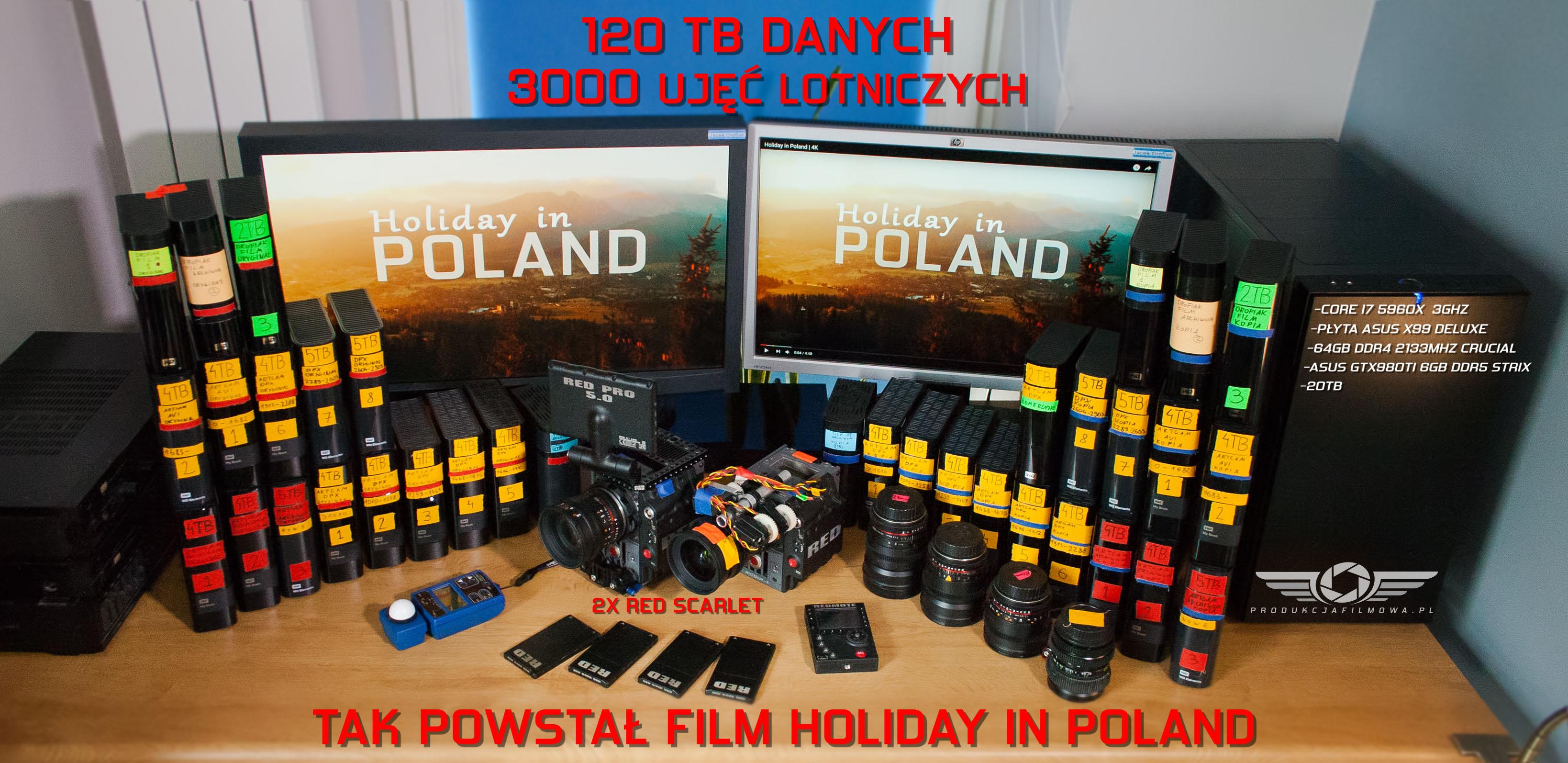 Nakręcili przepiękny film ukazujący Polskę od morza aż po Tatry. Każda sekunda wzbudza zachwyt