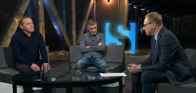 zrzut ekranu z programu: Superwizjer