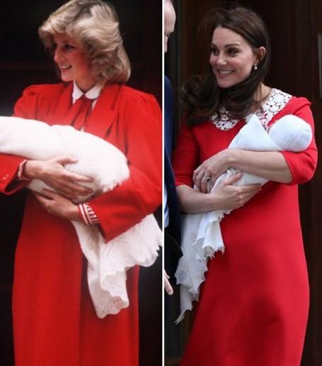 Wiemy, jak wygląda dziecko Kate i Williama. Księżna pokazała się już kilka godzin po porodzie
