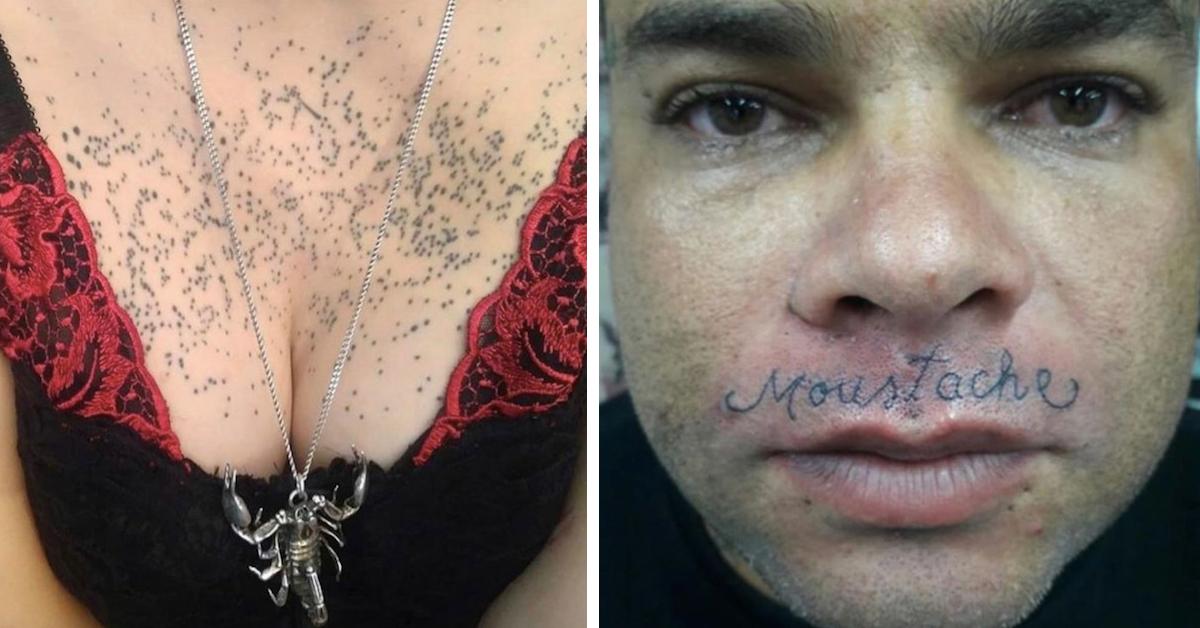 12 Tatuaży Które Przyciągają Wzrok Ich Posiadacza Nie