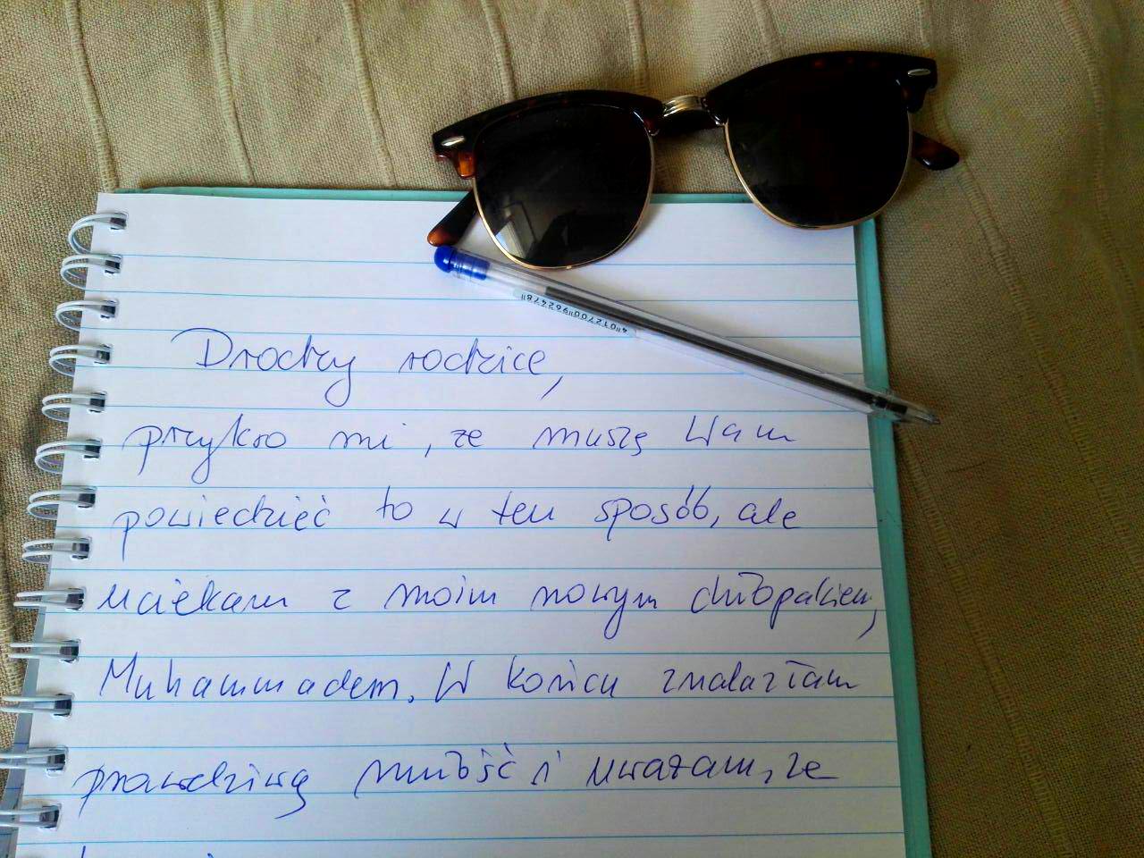 Tata znalazł list 16-letniej Kasi, która uciekła z domu. Omal nie dostał zawału, gdy go czytał