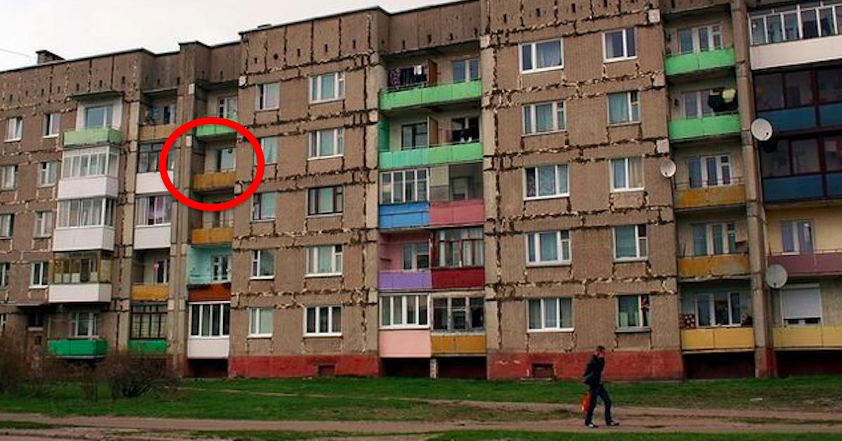 5-latka wybiegła w nocy na balkon i błagała o pomoc. Po chwili z impetem uderzyła o ziemię