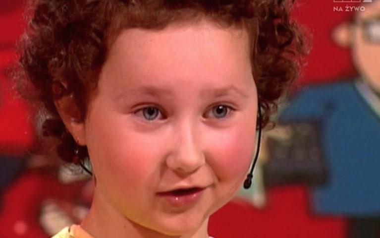 Jadzia 11 lat temu zwróciła na siebie uwagę w programie Duże Dzieci. Dziś jest już młodą kobietą