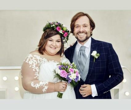 Dominika Gwit pochwaliła się zdjęciami z wesela. Nie zabrakło na nim znanych osób