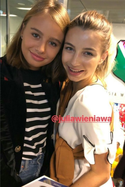 Oliwia Bieniuk ścięła włosy. 15-latka nie boi się zmian w swoim wyglądzie